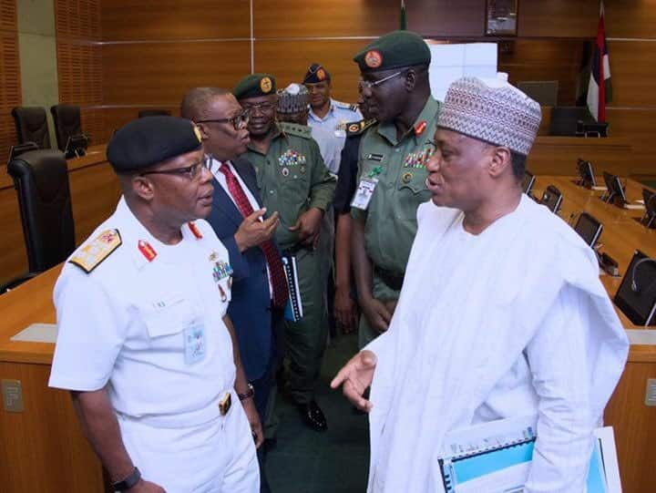 Defence minister Dan-Ali reveals 3 things currently worse than insurgency in Nigeria