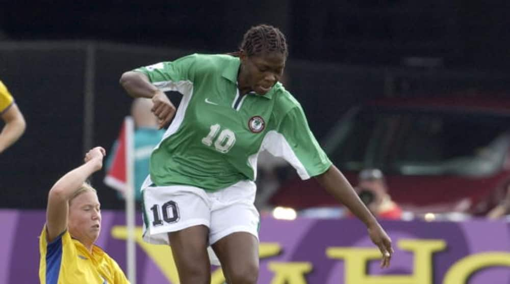 Super Falcons Legend Mercy Akide-Udoh Delivers Brilliant Response When Linked With Super Eagles Coaching Job