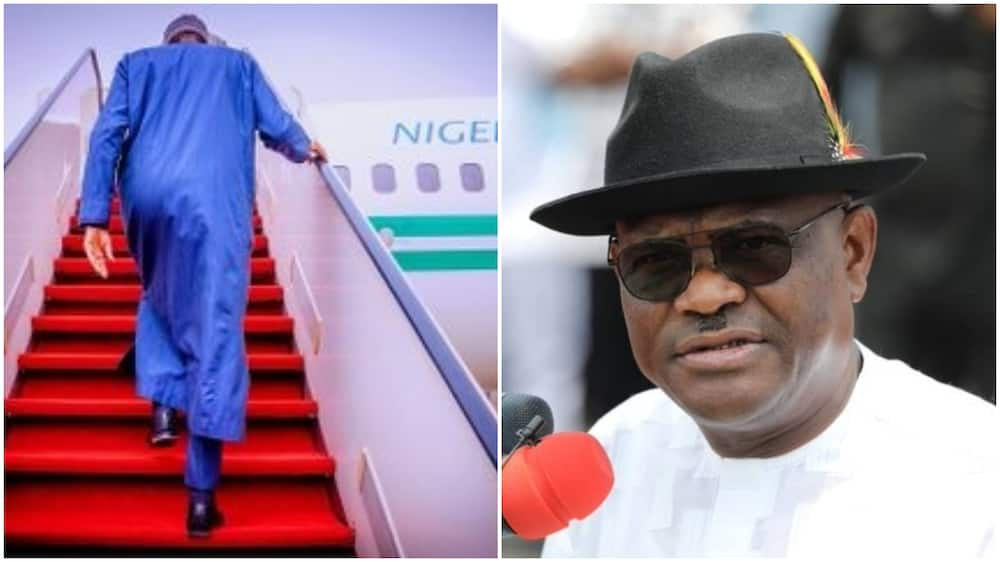 Why I Won't Travel Abroad for Medical Check-Up, Nigerian Governor Reveals Day after Buhari's UK Trip