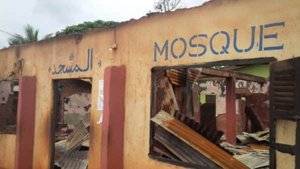 Two mosques destroyed in fresh attack on Enugu Muslim community