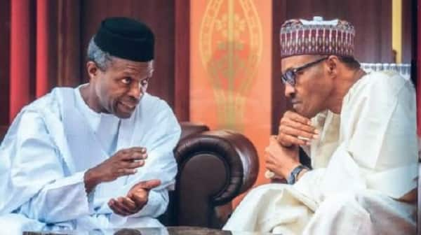 President Buhari approves appointments for Osinbajo's office