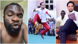 Odumeje is not truly a man of God, his power is voodoo - Speed Darlington says (video)