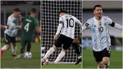 Messi scores incredible solo strike as he overtakes Pele's longstanding goal record