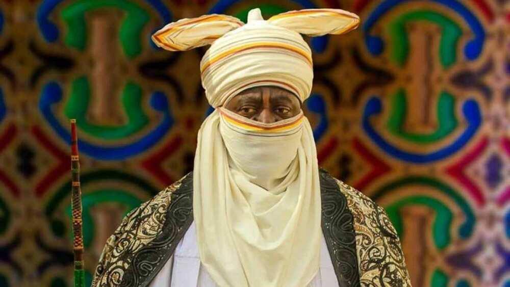 Ka inganta tsaro, rangwantawa talakawa da rage farashin kaya, Sarkin Kano ga Buhari