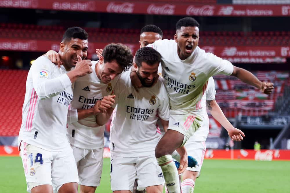 Real Madrid named most valuable brand in the world ahead Barcelona, Man City, PSg others