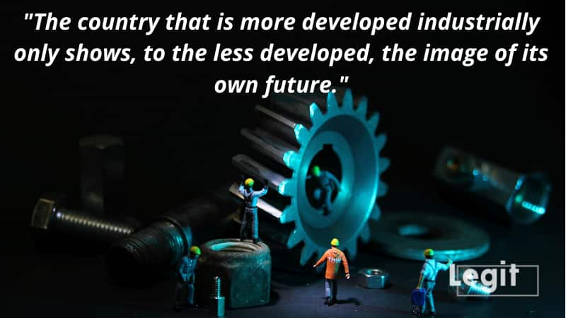 famous karl marx quotes