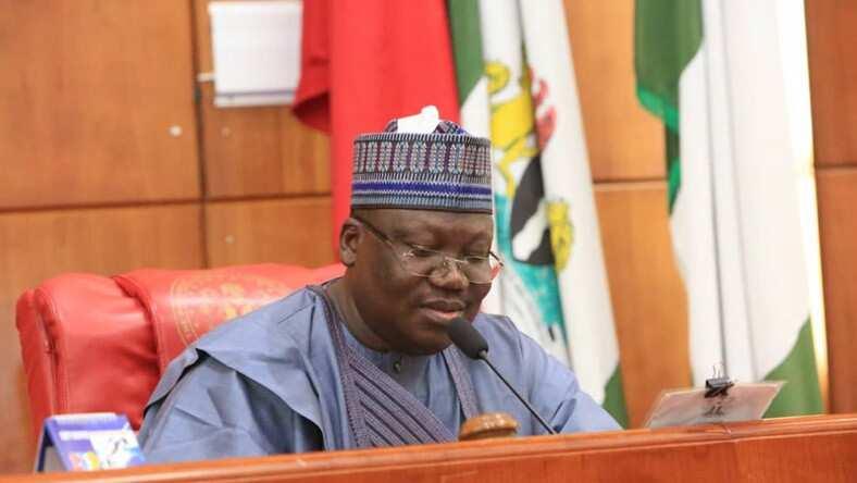 National Assembly will pass 2020 budget before December - Lawan assures
