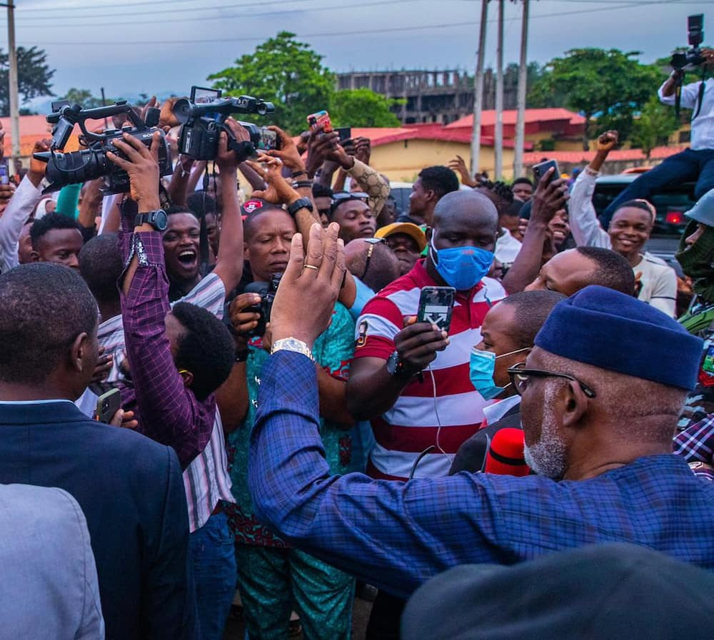 APC Governor Takes 15-day Vacation, Hands Over Power to Deputy