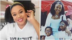 Actress Stella Damasus shares adorable throwback photo of her daughters, says they are her best friends