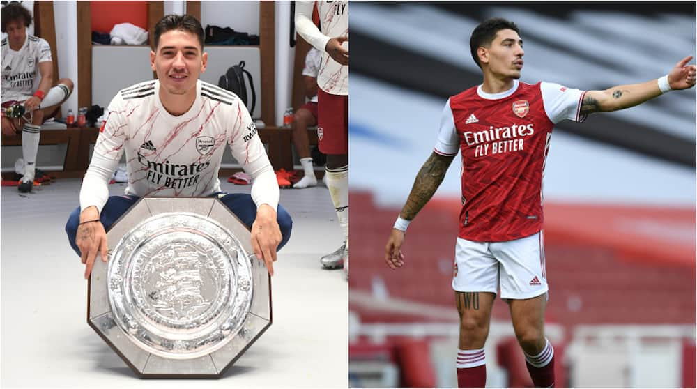 Hector Bellerin becomes 2nd highest shareholder with English side Forest Green Rovers
