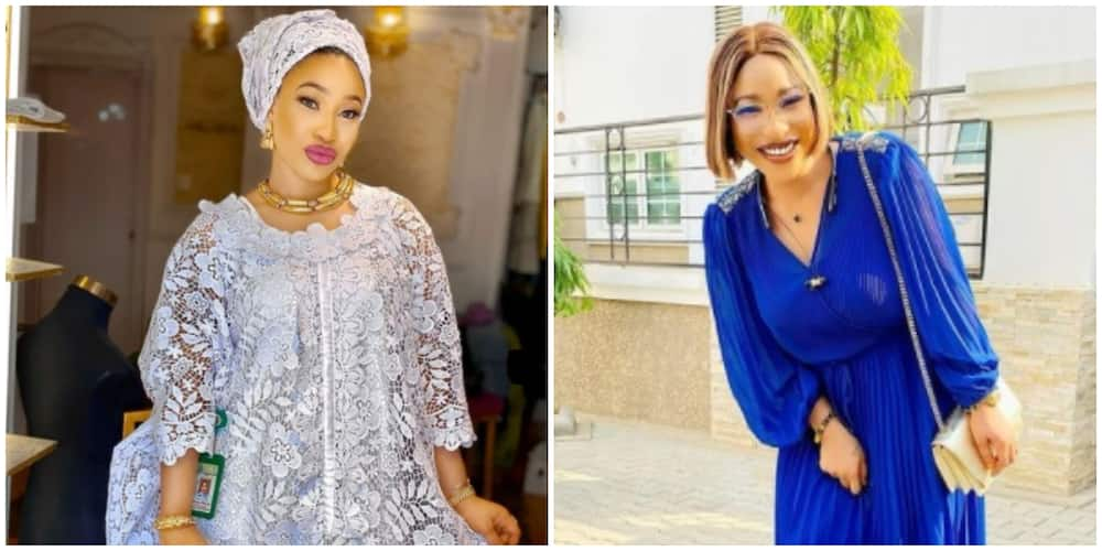 Never forget who was there for you when no one was - Tonto Dikeh