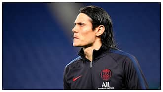 Edinson Cavani is Manchester United's 4th most paid player after deadline transfer move