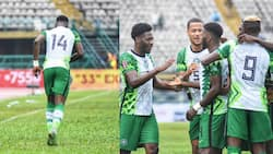 Iheanacho on fire as Super Eagles destroy Liberia in Lagos in 2022 World Cup qualifiers