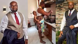 Doing house chores is not a favour to your wife: Millionaire McDan tells men