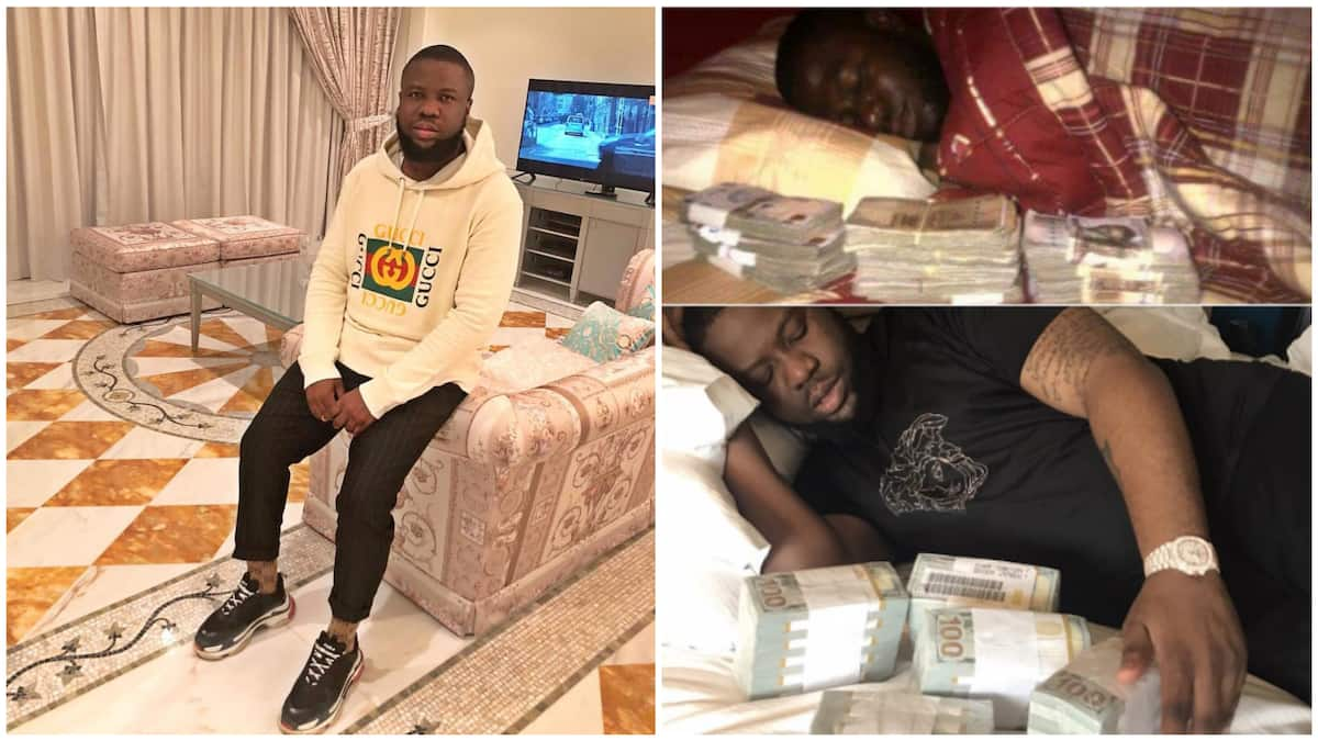 You will never believe how much Hushpuppi is worth!