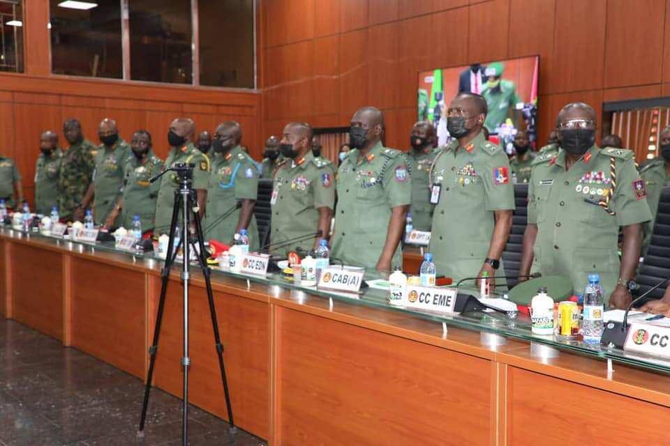 Nigerian Army: COAS redeploys 11 generals