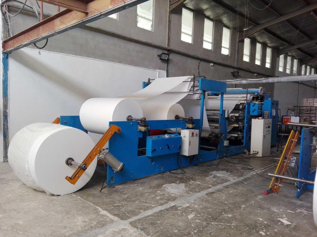 Tissue paper production in Nigeria