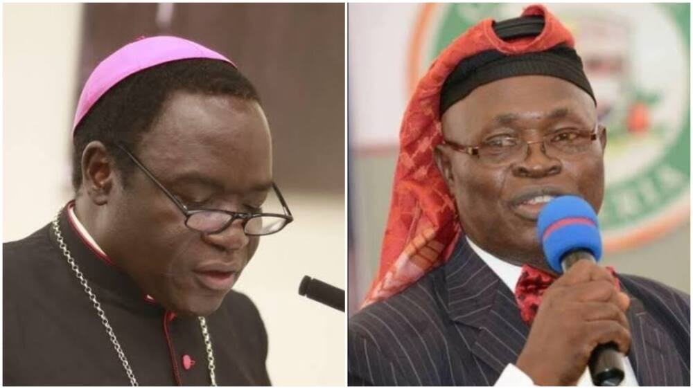 CAN defends Bishop Kukah, accuses MURIC, FG of twisting cleric's message