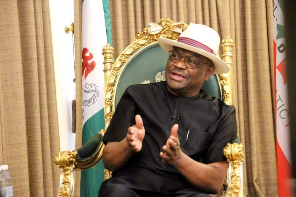 EndSARS: Governor Wike says he never ordered soldiers to kill people in Oyigbo