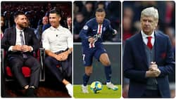 Wenger ya bayyana Matashin 'Dan wasan da zai ture Messi da Ronaldo bayan shekaru 12