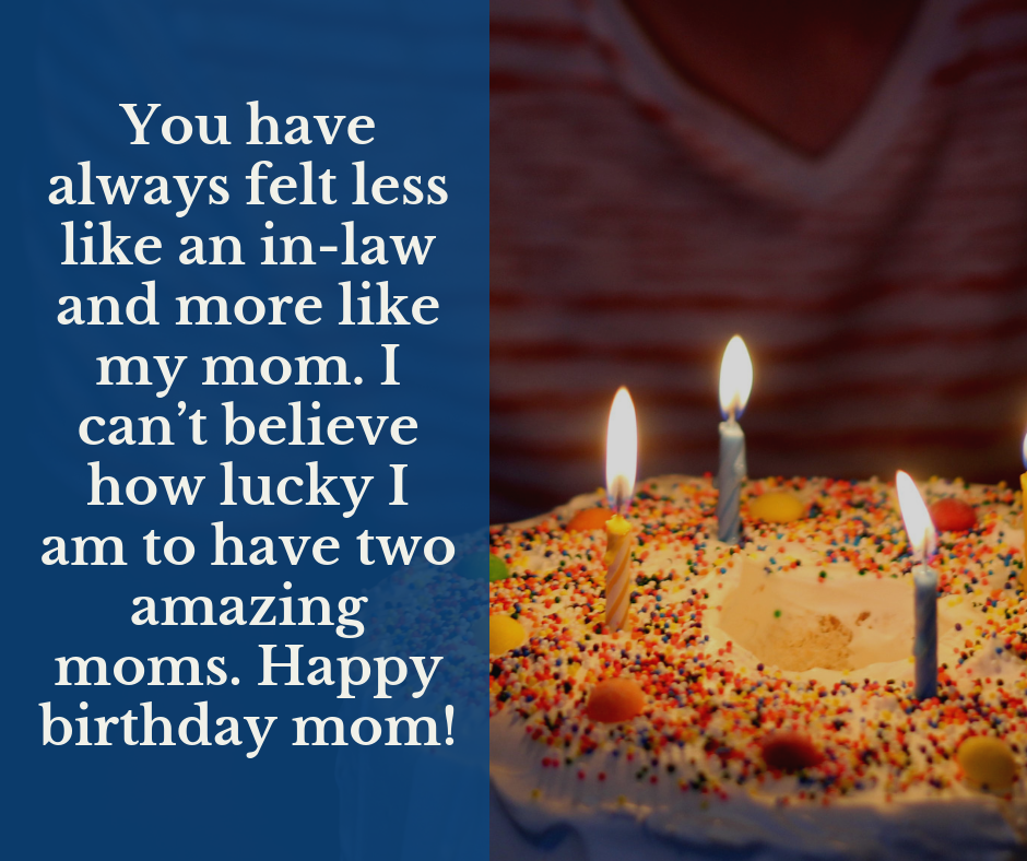Awe Inspiring 20 Happy Birthday Wishes For Mother In Law Legit Ng Funny Birthday Cards Online Fluifree Goldxyz