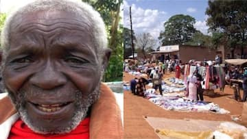 Man returns after 47 years abroad to find out that his two wives have remarried, he had left at the age of 37