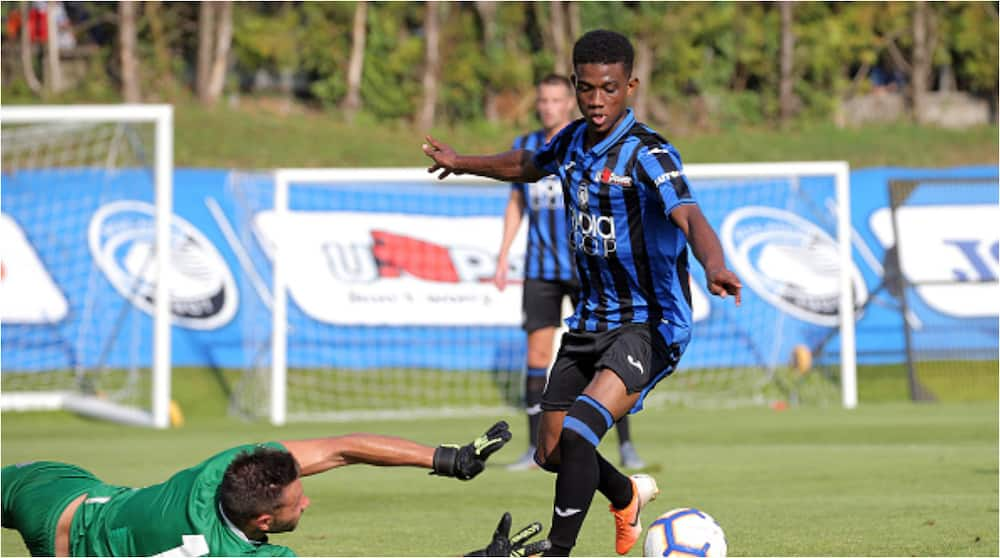 Amad Diallo: Manchester United announce arrival of Ivorian winger from Atalanta