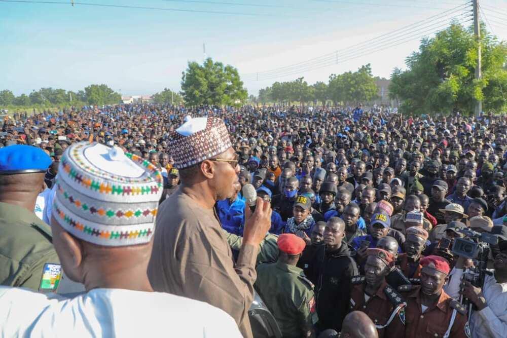Zulum zai dauki nauyin karatun yaran CJTF da Boko Haram ta kashe tun 2013