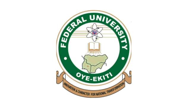 Federal University Oye Ekiti courses offered