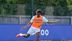 Alex Iwobi tells Benitez, Rohr the position he wants to play for Super Eagles and Everton