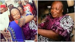 Patience Ozokwo receives car gift from her children on 62nd birthday