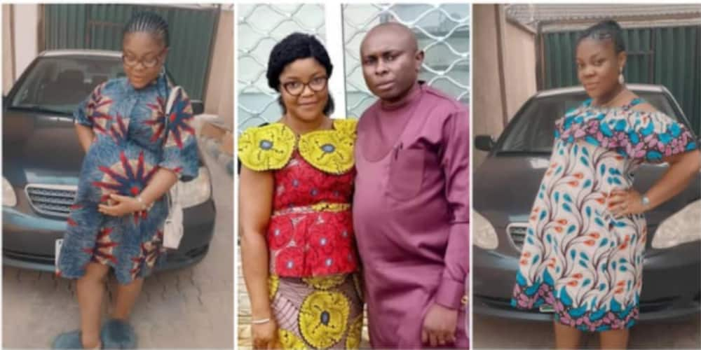 The couple their bundles of joy after 16 years of marriage
