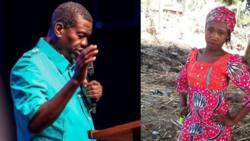 """Fasto Adeboye yayi kira da a saki Leah Sharibu, ya ce """"ba za mu saduda ba"""""""