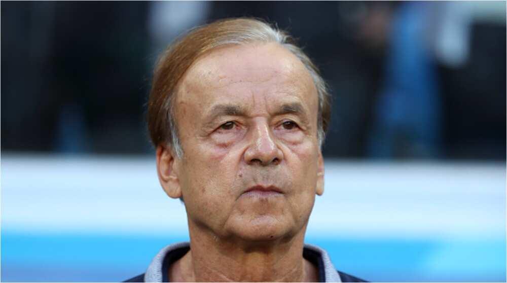 Super Eagles manager Gernot Rohr set to make huge decision over 'retired' Odion Ighalo