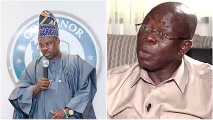 Hours after APC set up reconciliation committee, Amosun's ally defects to another party