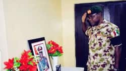 BREAKING: Newly-appointed COAS Yahaya pays last respect to Late Attahiru