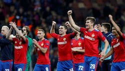 CSKA Moscow embarrass Real Madrid in front of their fans in Champions League game