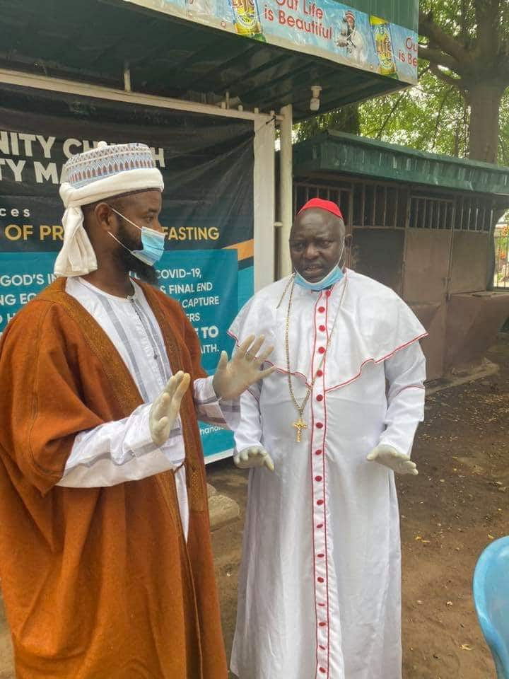 Nigeria already saved from COVID-19 - Religious group boasts