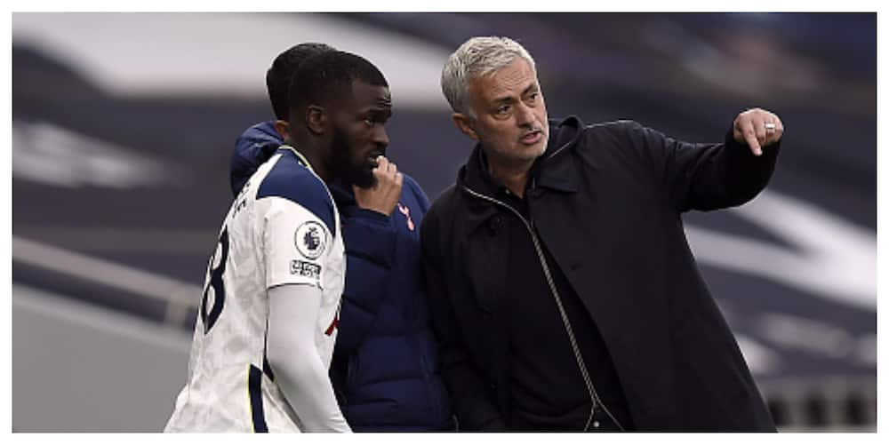 Tanguy Ndombele: Mourinho did not hurt me neither did it motivate me