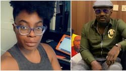 Shade Ladipo shades Jim Iyke, says he's jobless for tracking down Uche Maduagwu who trolled him