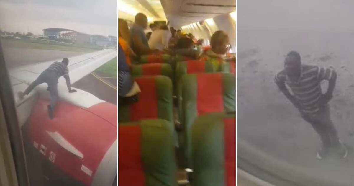FAAN reveals identity of man that caused alarm at Lagos airport, suspends staff - Legit.ng