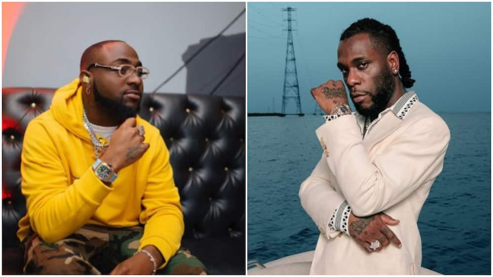 Davido says he will leave music after fight with Burna Boy, fans react
