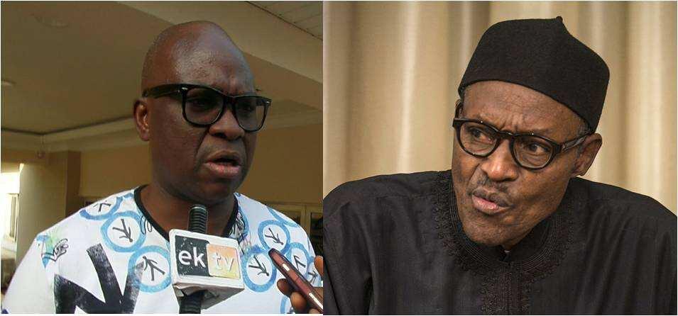 Fayose ga Buhari: Ka bai wa 'yan Najeriya kunya da alkawuranka