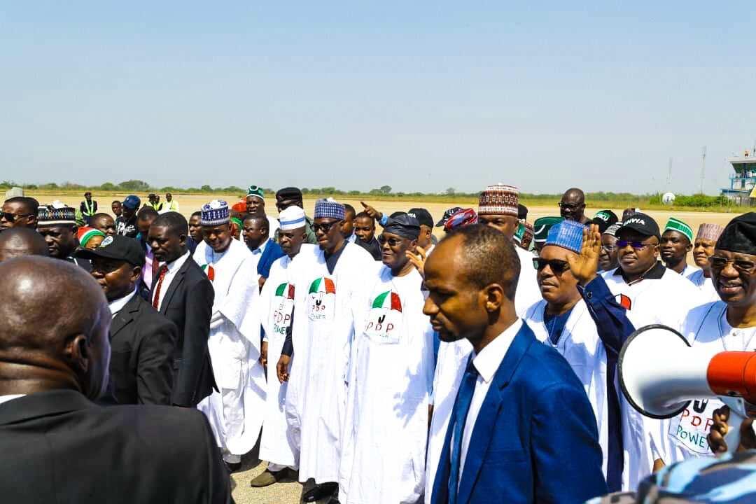 Zan kawo karshen Boko Haram ta hanyar diflomasiyya - Atiku Abubakar