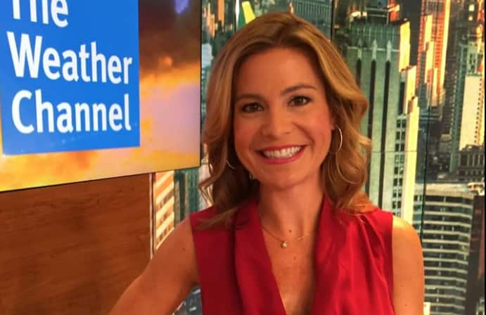 Find out more about the beautiful Weather Channel reporter Jen Carfagno