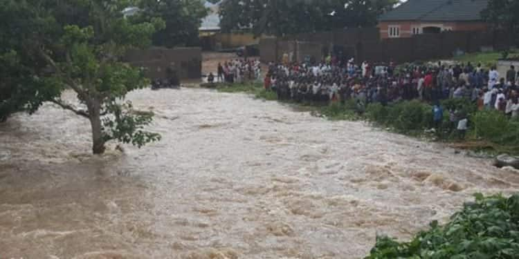 Tragedy In Lagos As Flood Sweeps Away 17-year-old Girl