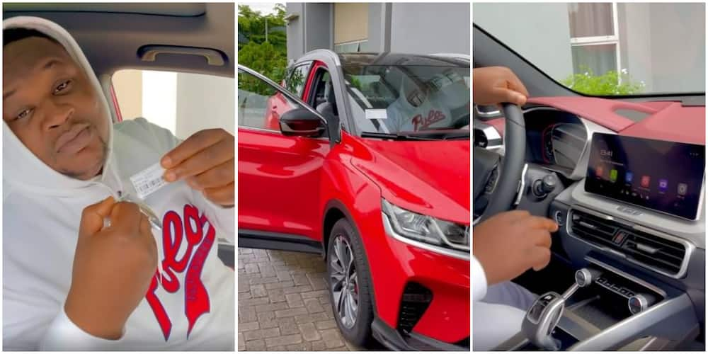 4 Brand New Cars Since January and This Is My Favourite: Cubana Chiefpriest Shows Off Latest Ride