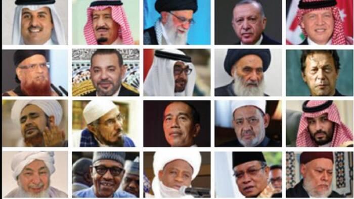 An fitar da jerin Musulmi 500 mafi ƙarfin faɗa aji a duniya, Buhari, Ɗangote, Ɗahiru Bauchi da Zakzaky na ciki