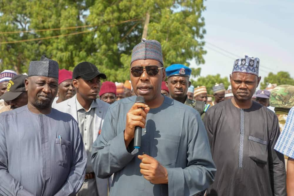 EndSARS: Borno governor warns promoters, says Boko Haram started with youth protests