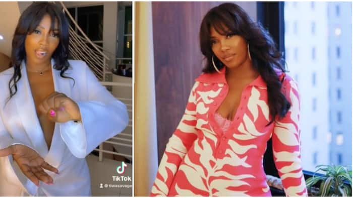 Be a little remorseful: Nigerians react as Tiwa Savage finally breaks silence after leaked tape scandal